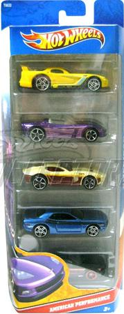 77 Chevy Truck >> 5-Pack 2011 - Hot Wheels